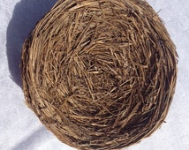 Birds Nest Birdsnest 4.5 Inches Scrapbooking Embellishments Wreaths Craft Supplies