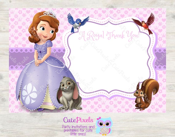 Sofia The 1St Invitations for best invitations sample