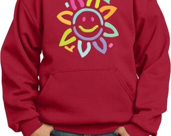 Sunflower Sweatshirt Etsy