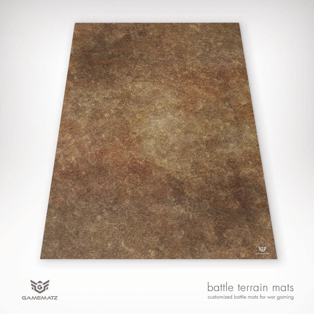 Terrain War Game Mat Badlands Theme In Vinyl Vm0023
