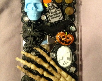 Skeleton Hand Decoden Creepy iPhone 5 Case