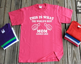 Mom Gifts Mother's day shirt Mommy Gifts Mom T-shirt Gifts for Mom New Mom Shirt Birthday Gift For Mom Christmas Gifts for mom