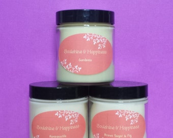 4oz Soy Wax Container Candle
