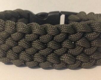 Custom Conquistador Paracord Bracelet