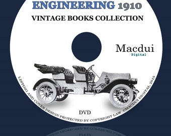 Cyclopedia of Civil Engineering – Vintage E-books 9 Volumes PDF on 1 DVD