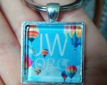 Jw.org keychain for Jehovan's Witnesses