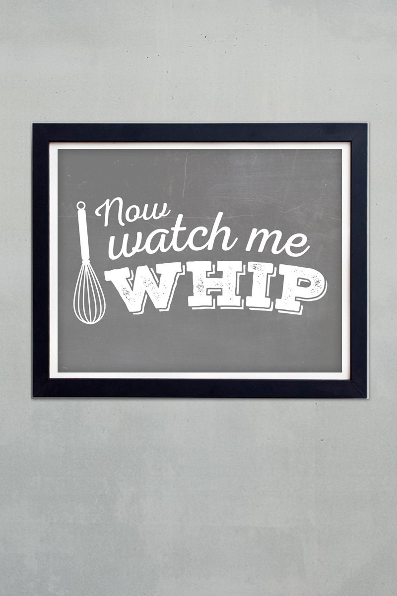 Printable kitchen art -  Zoom