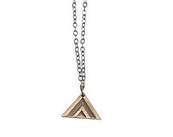 Diamond Broken Necklace