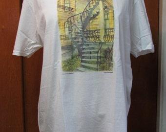 Comfortable, stylish, soft, 100% cotton Montreal T-shirt