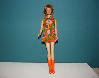 Vintage 1967 Matel Barbie Doll