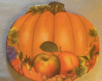 Halloween , Fall Serving Dish