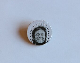 Johnny Cash Pin