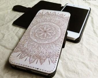 TRIBAL MOTIF iPhone Wallet. Bali iPhone 6 Wallet. Boho iPhone 6 Plus Wallet. Beach iPhone 5 Wallet. Bohemian iPhone 5C Wallet. Ethnic iP4.