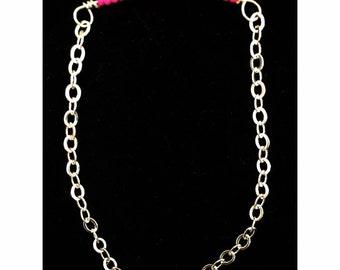 Pretty In Silver Bracelet