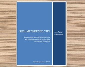 Diy outstanding resume writing