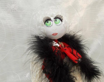 OOAK Miss Boop, what eyes you have!