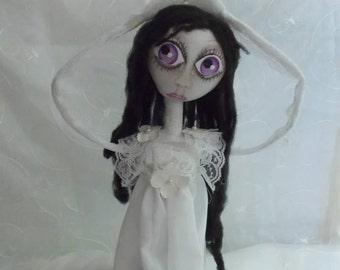OOAK Doll Teary eyed Misty