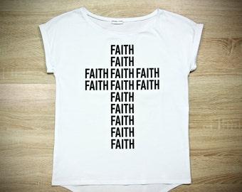 T shirt Faith