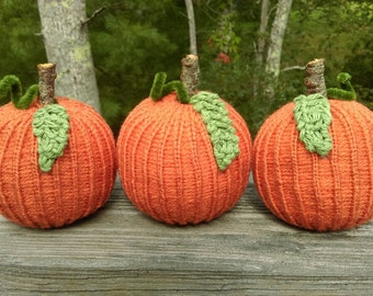 Decorative Mini Pumpkin