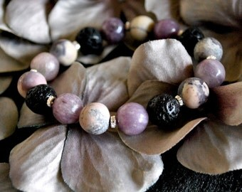 POISE CynRgy Aromatherapy Bracelet™ - Includes Essential Oil Sample, Gift Box & Free Shipping!