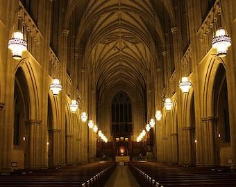 Digital Download: Duke Chapel Inside