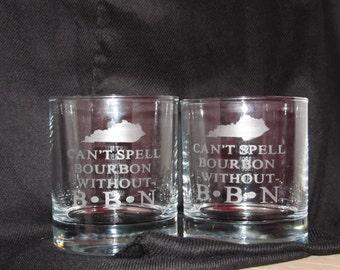 Bourbon Tumblers
