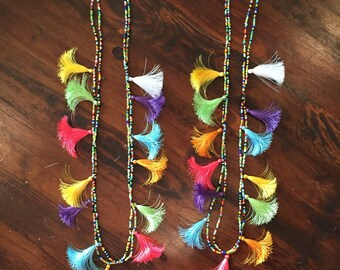 Fiesta necklace!