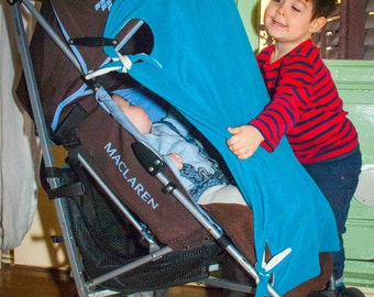 Multi-use Baby Blanket
