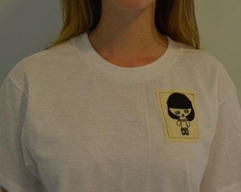 Megan Patch Shirt