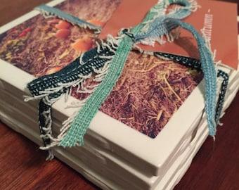 Autumn Coasters (Set of 4)