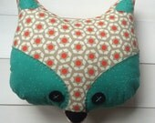 Fox Pillow - Geo