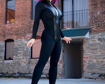 McCall's 7217 Pattern Yaya Han Zippered Body Suit Plus Size
