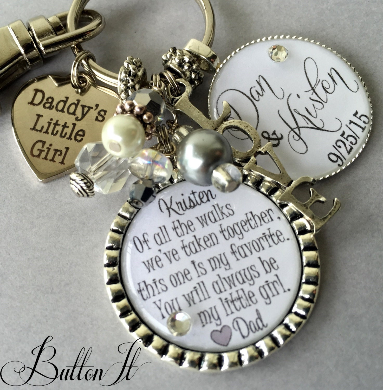 Wedding Gifts From Bridesmaid: Wedding Gift For Bride From Dad Daughter Wedding Gift Bridal