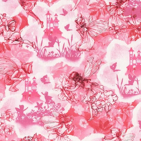 Jane Churchill Curtains Blossom Flower Fairies J483F 800x800 Michael Miller Petal Cotton Fabric DC5057 900x900