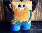 Lumberjack Nubbin - Blonde Beard - Made To Order