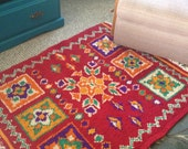 DISCOUNTED! Moroccan Area Rug