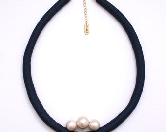 SALE - 20 % OFF - Three Moons Necklace