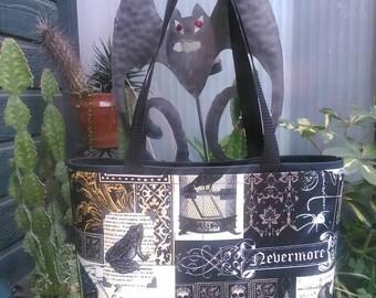 Halloween #1 Shopping or Record Bag