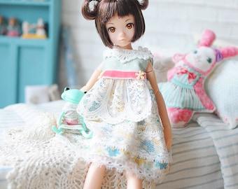 Ruruko The paper doll set.
