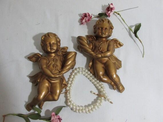 Well-liked Valentines Day Cupid Cherub Wall Sculptures | Valentine's Day Wikii DG05