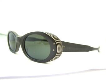 OHH la la , Rare 1950S Cateye  Layered SUNGLASSES  Eyeglasses by Spexies USA