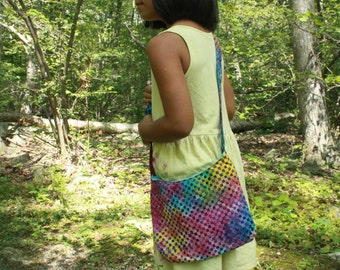 Girls hobo purse- Kids Purse-overshoulder girl purse-toddler purse