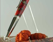 """Free Shipping """"An Hommage to Autum"""" Handcrafted  Pen"""