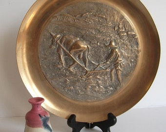 Korean Brass Plate Etsy