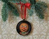 Christmas Ornament, Gingerbread Man, Christmas Decoration, Ginger Bread, Stocking Stuffer, Secret Santa Gift, Hostess Gift, Funny Chirstmas