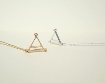 Ducane Triangle Necklace