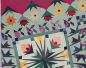 Cottonwood Pass – A Celebration of Flowers in Fabric by Barbara Barr