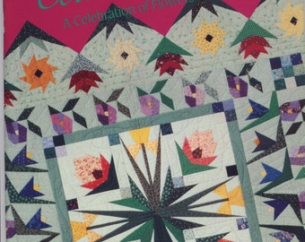 Cottonwood Pass – A Celebration of Flowers in Fabric by Barbara Barr TIB12317