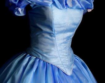 Cinderella 2015 Custom Costume
