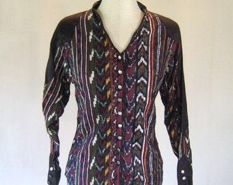 Wrangler Silver Lake Western Shirt Top